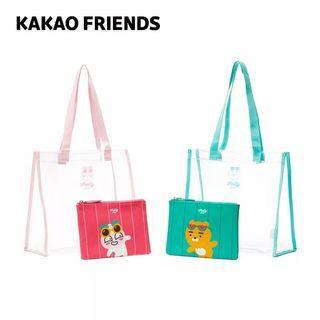 Kakao friends 沙灘袋