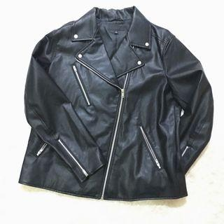 Uniqlo Women's Faux Leather Riders