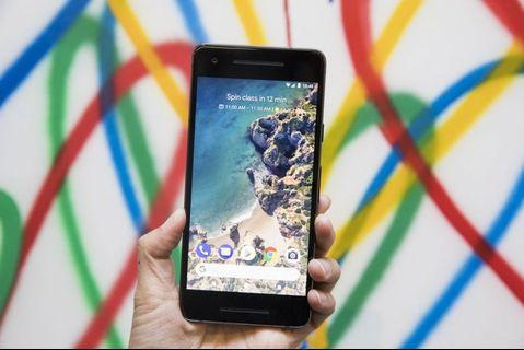 Google Pixel 2 64G 極致黑 6600元