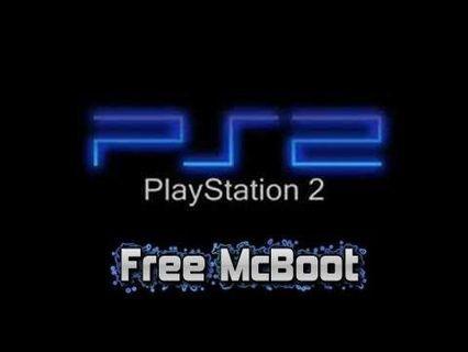 PS2 Free Mcboot