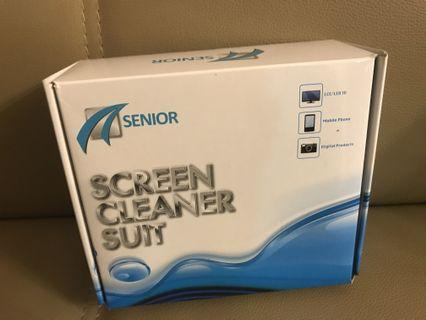 Senior screen cleaner suit