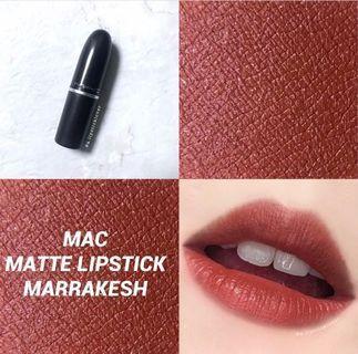 Mac #marrakesh 缺貨王