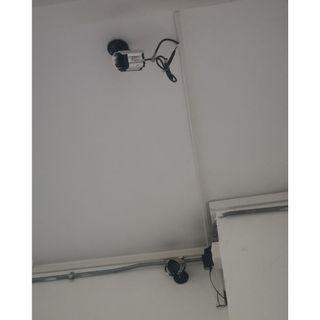 Security Camera Day & Night - $40.00