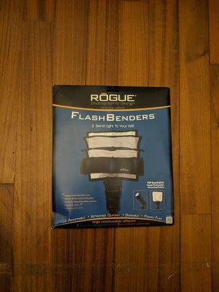 🚚 Rogue flashbender large size (flash reflector )