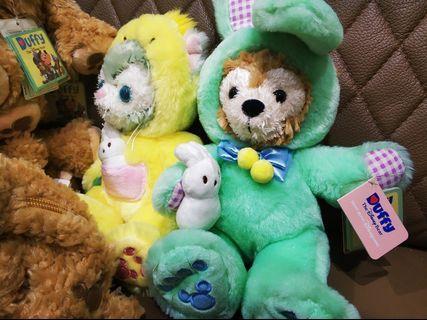 🚚 Disney 迪士尼 達菲 Duffy 玩偶