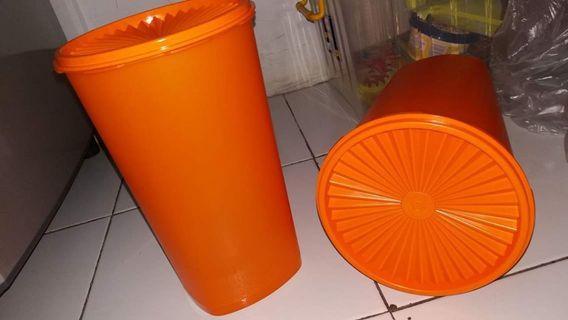 #BAPAU Toples Tupperware