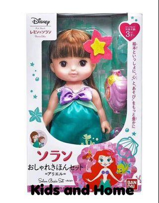 🔥🔥日本🇯🇵 Disney 系列 Solan 姐姐沙奈小魚仙公仔   反斗城賣開呢個系列要 💰$499.9 ❌❌