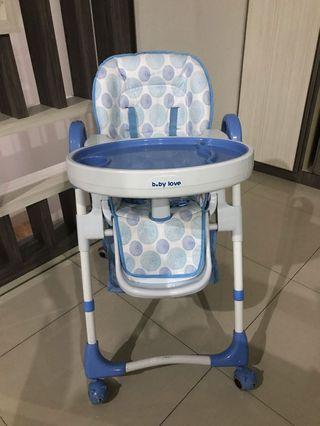 Babylove Highchair