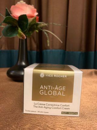 YvesRocher Anti Age Night Cream 50 ml