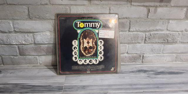 🚚 tommy the movie laserdisc ld lazerdisk lazer disk disc