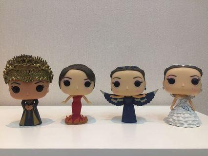 Funko Pop The Hunger Games series