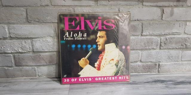 🚚 Elvis aloha from hawaii ld laserdisc lazerdisc lazer laser disk disc