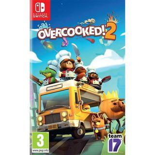 🚚 OVERCOOK 2 (Nintendo switch)