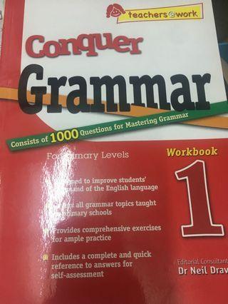小學英文Grammar練習
