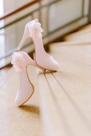 Wedding Shoes Used Once Good as New Original Price 5,500