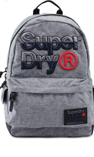 New Authentic Superdry Backpack