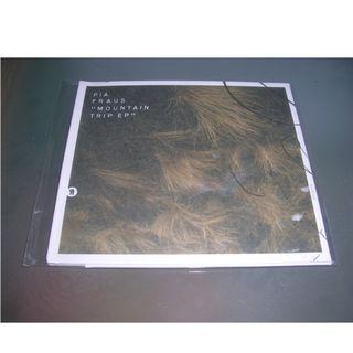 Pia Fraus Mountain Trip Guide CD 愛沙尼亞 Shoegaze noise pop 限量222張 手抄編號
