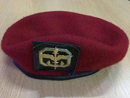 Red beret indonesia