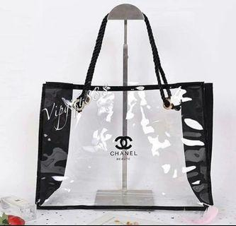 Chanel Vip Gift swimming Bag