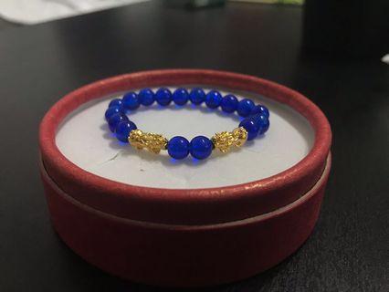 Customised 999 Gold Bracelet For Baby/Kids