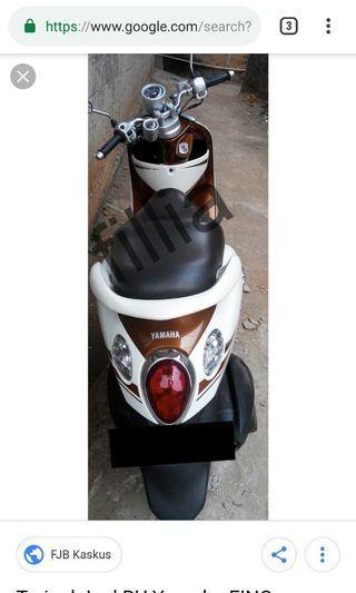 Motor Fino Classic 2014 surat2 lengkap no wa : 081317009260