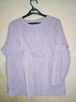 Blouse Softblue #BAPAU