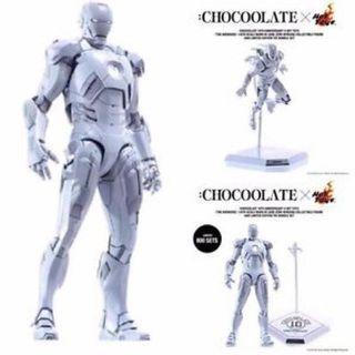 White Ironman X Chocoolate