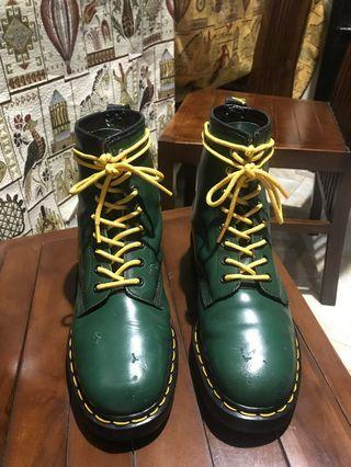 Dr Martens 1460 (docmart) Green Smooth MIE