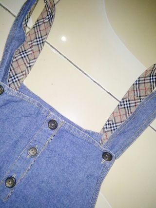 #BAPAU - rok jeans