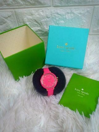authentic kate spade watch not mk,coach ,dkny,lacoste,techno