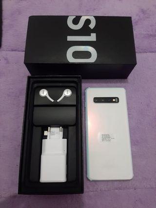 Samsung Galaxy S10 Prism White 128GB SEIN