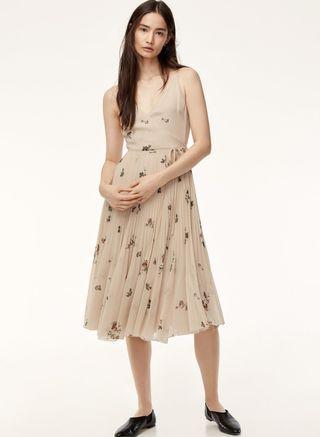 Aritzia Wilfred Beaune Dress in size XXS