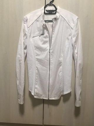 🚚 Authentic Armani exchange white shirt
