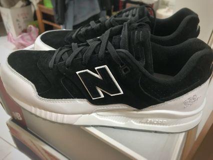 全新New Balance 530麂皮復古慢跑鞋