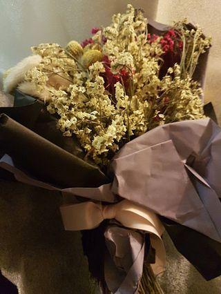 母親節乾花