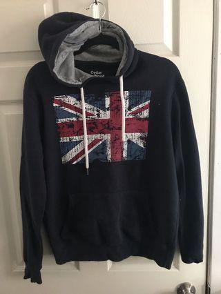 Men's hoodie size Small