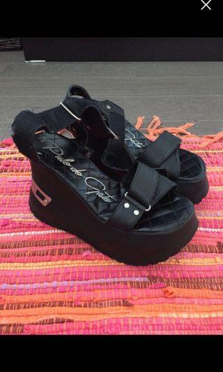 Platform shoe women