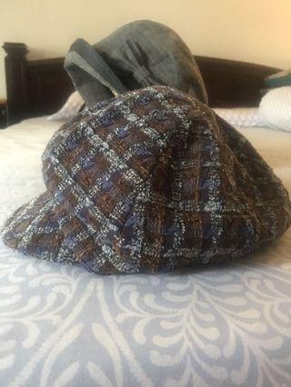 #BAPAU Women/men barret style hat