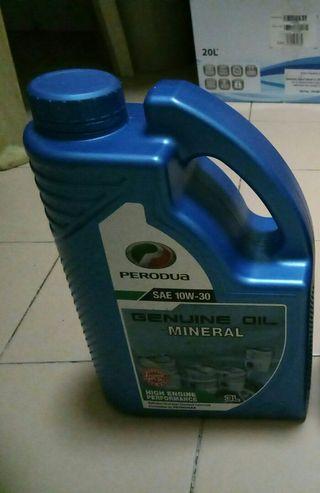 Ori Perodua Engine Oil Mineral