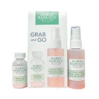 Mario Badescu Grab and Go Set