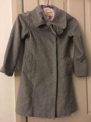 Gumboots kid coat size 8-9