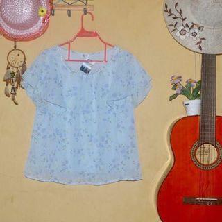 Baju blouse wanita lucu