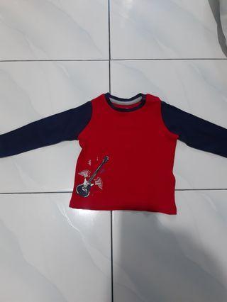 Kaos Panjang for baby