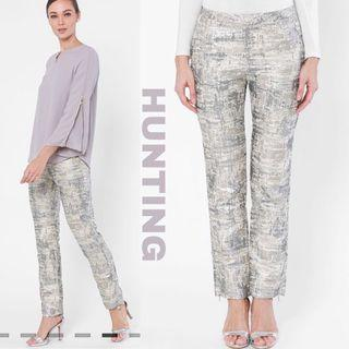 Aere pants (Grey and silver)