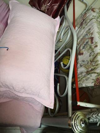 katil double decker 2 tingkat untuk dijual tilam tidak dijual Self pickup ampang selangor