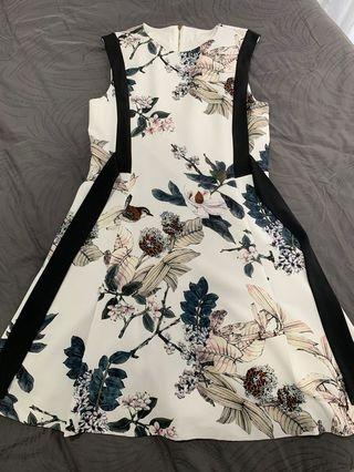 Ore loved Saturdayclub Floral Dress