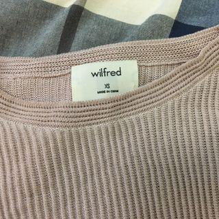 Wilfred Sweater size XS