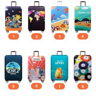 Cute Cartoon Luggage Cover Protector Suitcase Protective