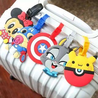 Cartoon Luggage Tag / Gifts
