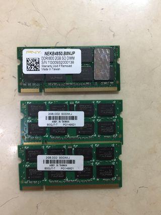 🚚 PNY DDR2